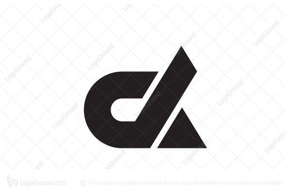 Unique Letter D Logo Logo Design Creative Construction Logo Design Letter Logo Design