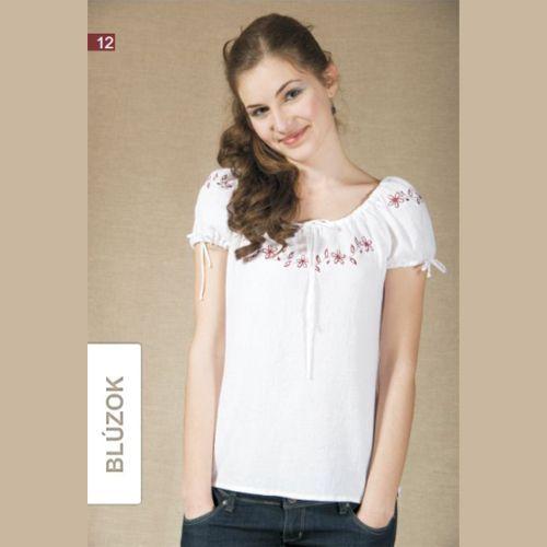 3851bee824 Népies jellegű ruházat - Blúzok --- Îmbrăcăminte inspirate din arta  populară - Bluze #szekelytermek #szekelytermekek #produsesecuiesti