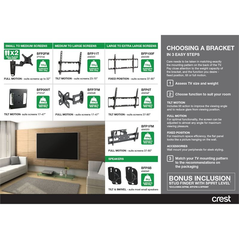 Tv Wall Mounting Brackets Bunnings Desainrumahkeren Com