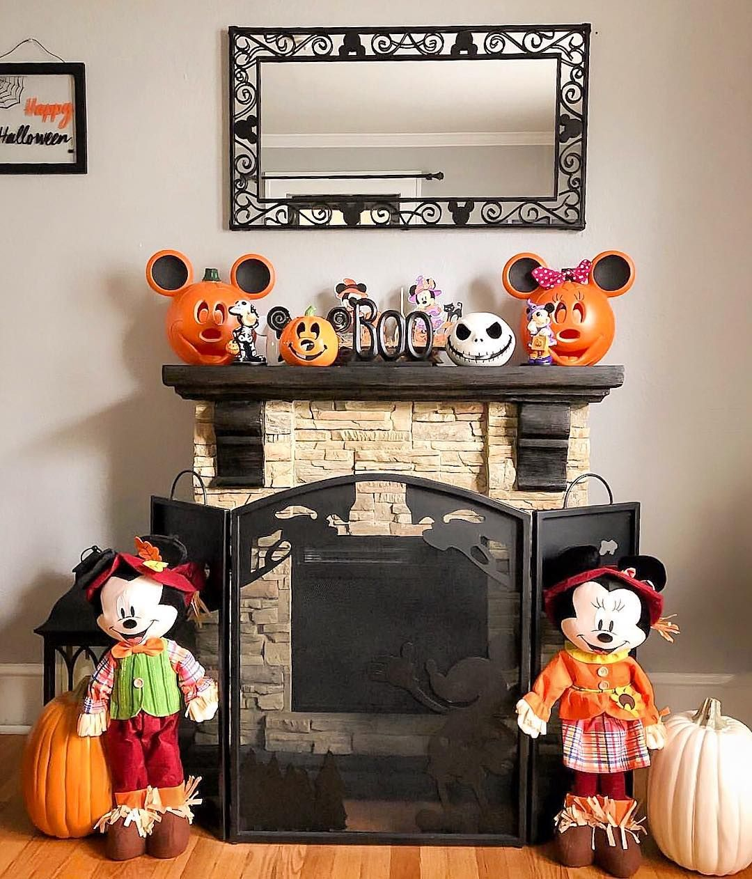 "Disney At Home on Instagram ""Boo To You We love your"