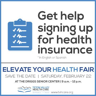 Get Information On How To Sign Up For Insurance Through The Healthcare Exchange At Our Elevate Your Health Fair
