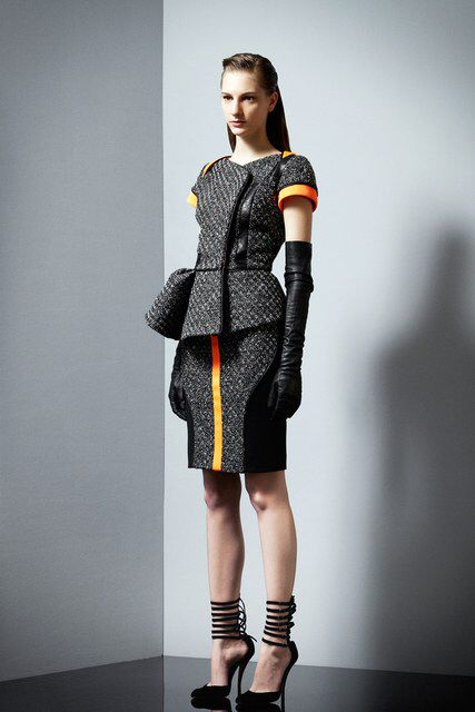 Antonio Berardi | Pre-Fall 2012 Collection | Vogue Runway