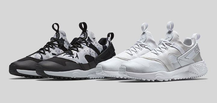 The Nike Air Huarache Utility Triple White has been confirmed to launch 6th November.  http://ift.tt/1LMqyxz