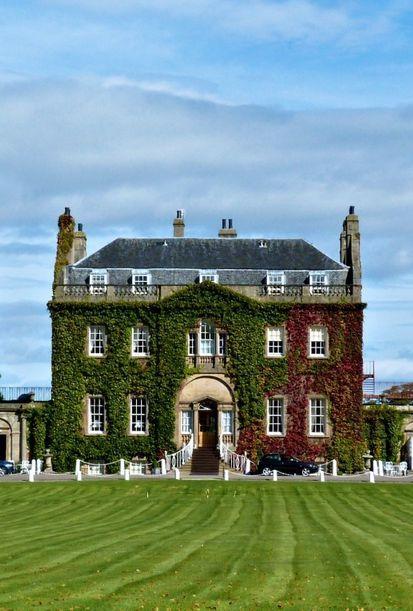 Culloden House Hotel Inverness The Highlands Schottland