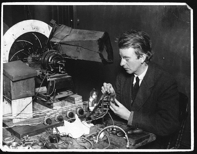 john logie baird scottish engineer and inventor of the world s