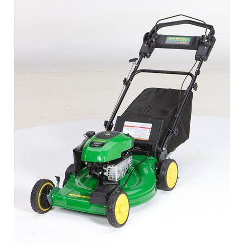 Zoomed John Deere Js28 7 25 Ft Lbs Torque 22 In Self Propelled Gas Push Lawn Mower Carb