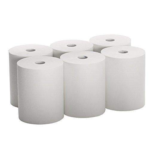 Enmotion High Capacity 10 Inch 800 Foot Paper Towel Refill 89460 How To Roll Towels Paper Towel Rolls Towel