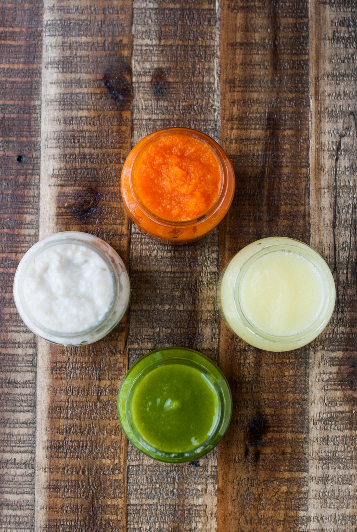 How To Make Your Own Baby Food / Carrots, Peas, Applesauce