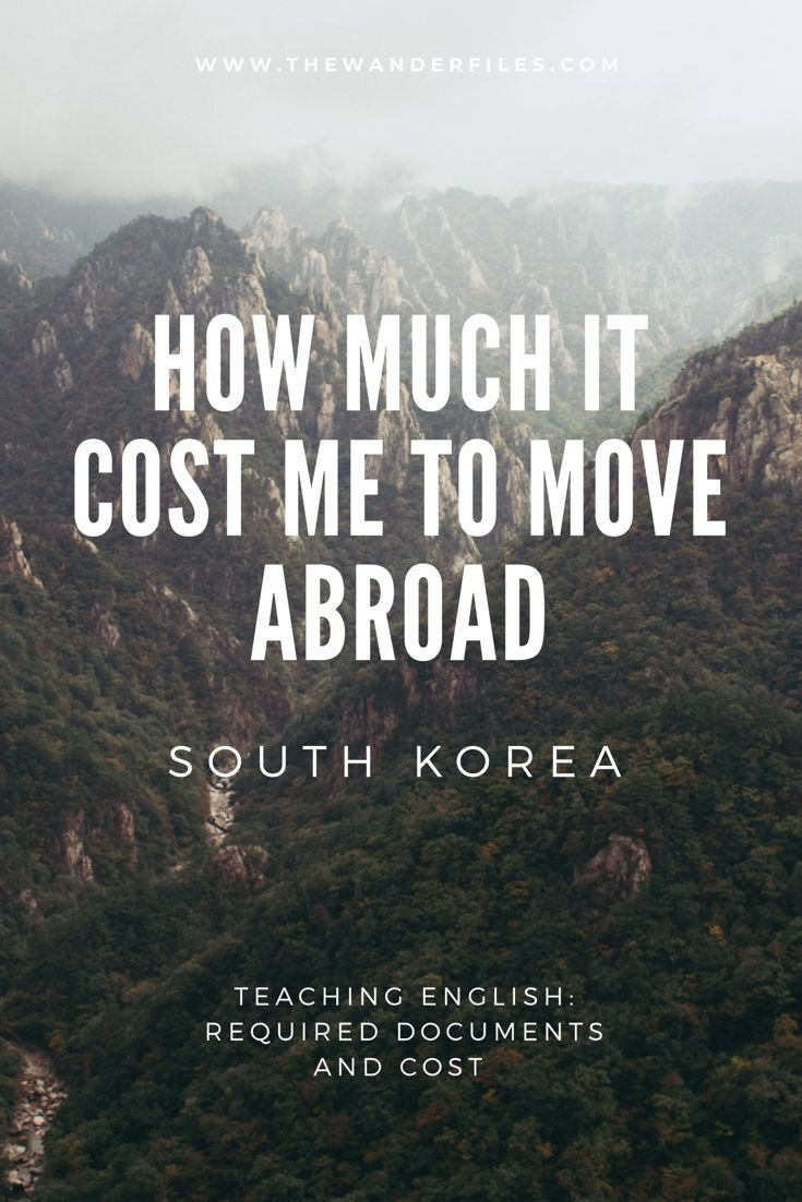 How much does it cost to move abroad epik application