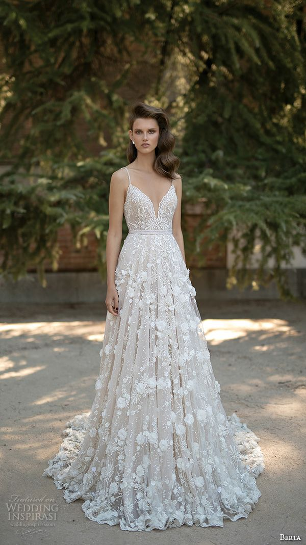 Berta Fall 2016 Wedding Dresses — Bridal Photo Shoot  235b8b13a3c4