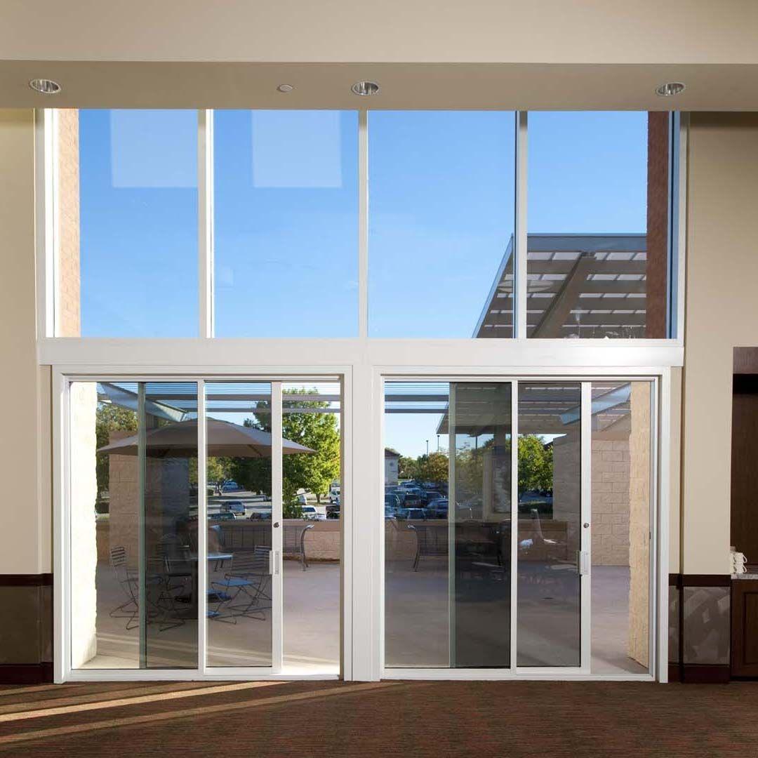 Centre Sliding Patio Doors