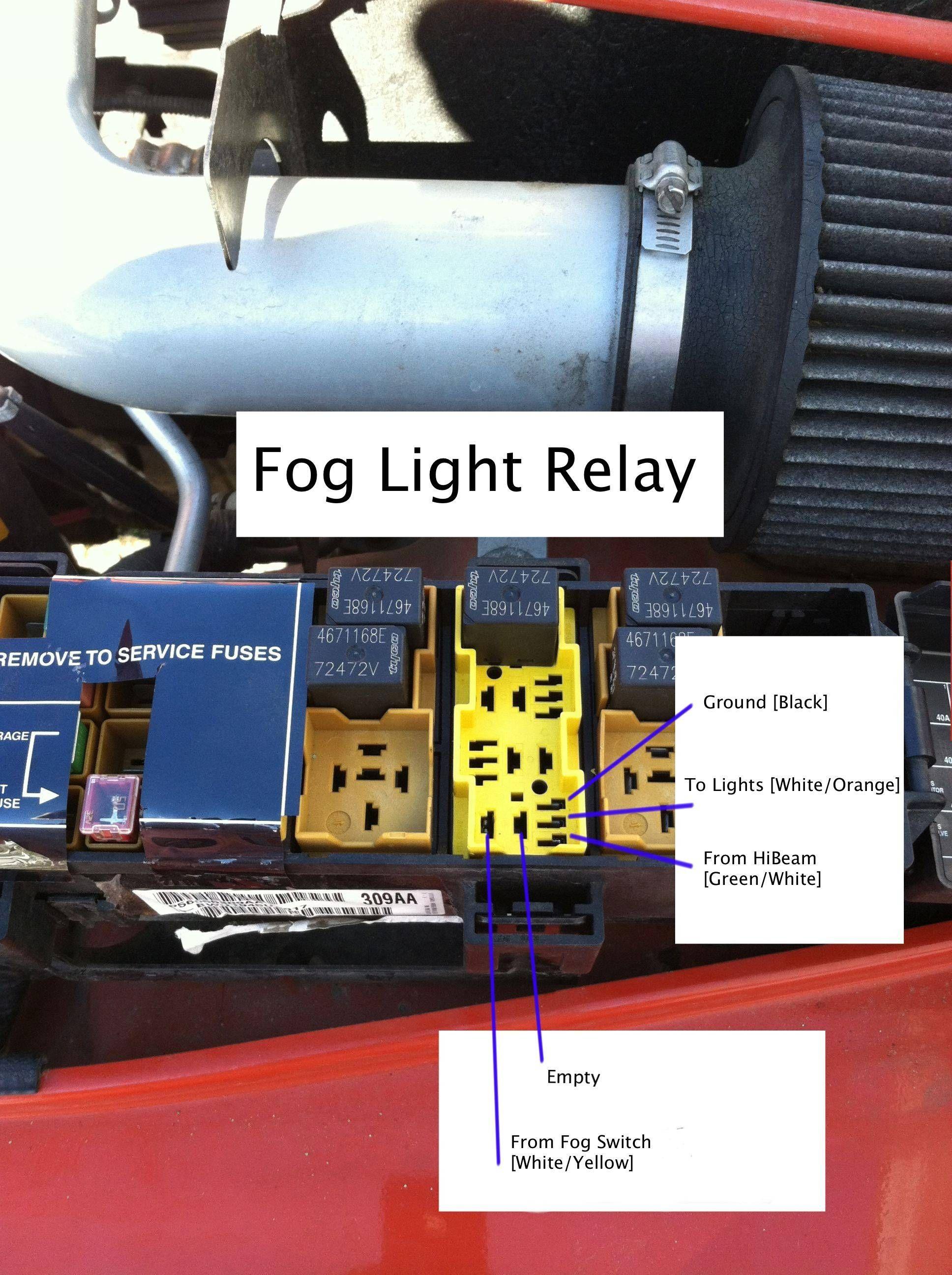 30 Luxury Jeep Tj Fog Light Wiring Diagram Fog Light Copper Fixture