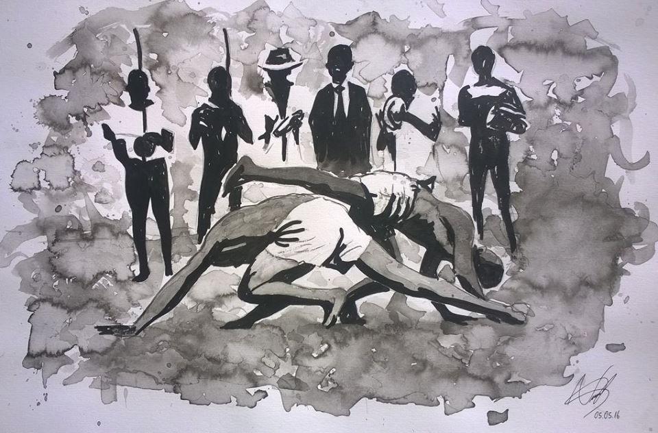 """Capoeira -  """"Roda de mestres"""""""