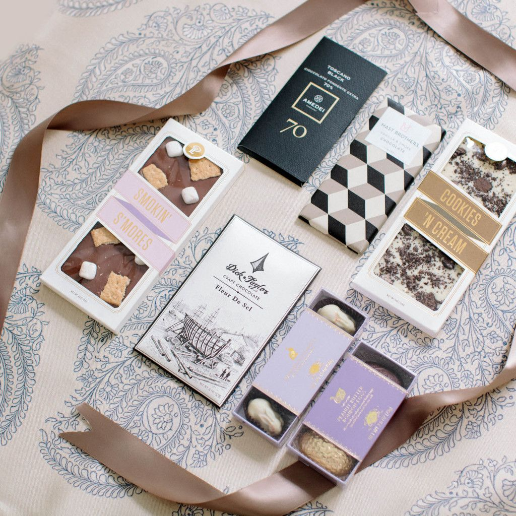 Artisan Chocolate  www.moderndame.com