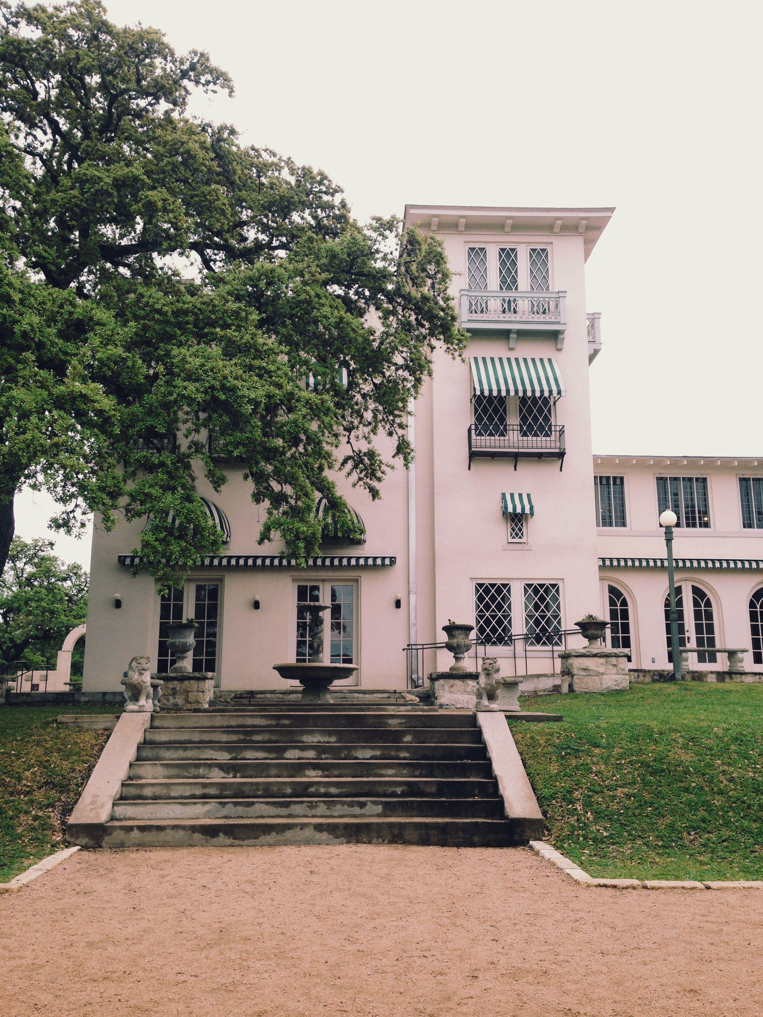 Laguna gloria austin tx house styles laguna villa