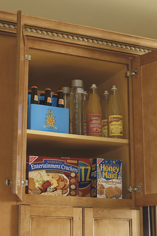 Thomasville Organization Tall Pantry Top Unit