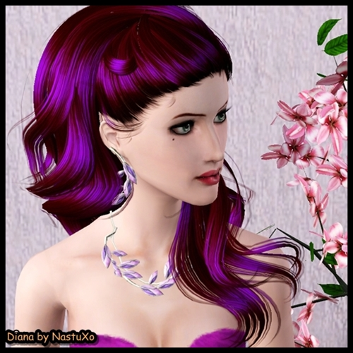 NastuXo Sims 3: ~ Diana ~