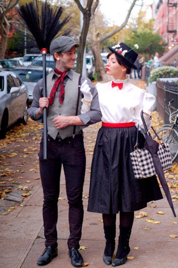 96 Halloween Couple Costume Ideas That Will Honestly Amaze All - halloween costume ideas cute