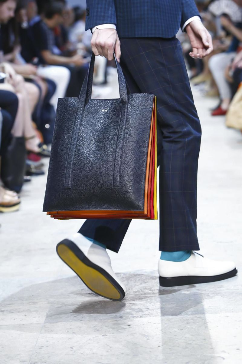 Paul Smith Spring Summer 2016 Menswear Paris | Men's Fashion | Moda Masculina | Shop at designerclothingfans.com