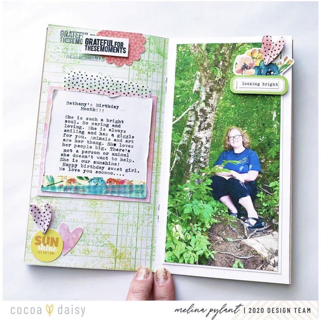 #cocoadaisy #planner #travelersnotebook #memoryplanner