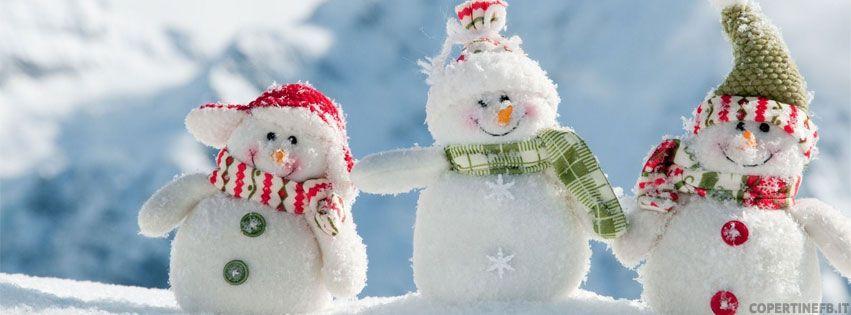 Immagini Di Copertina Di Natale.Immagini Pupazzo Di Neve Copertina