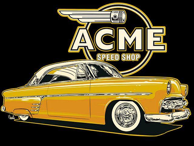 ACME Speed Shop - Jeff Norwell
