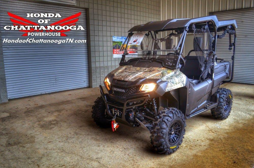 2015 Pioneer 7004 at Honda of Chattanooga / TN GA AL area