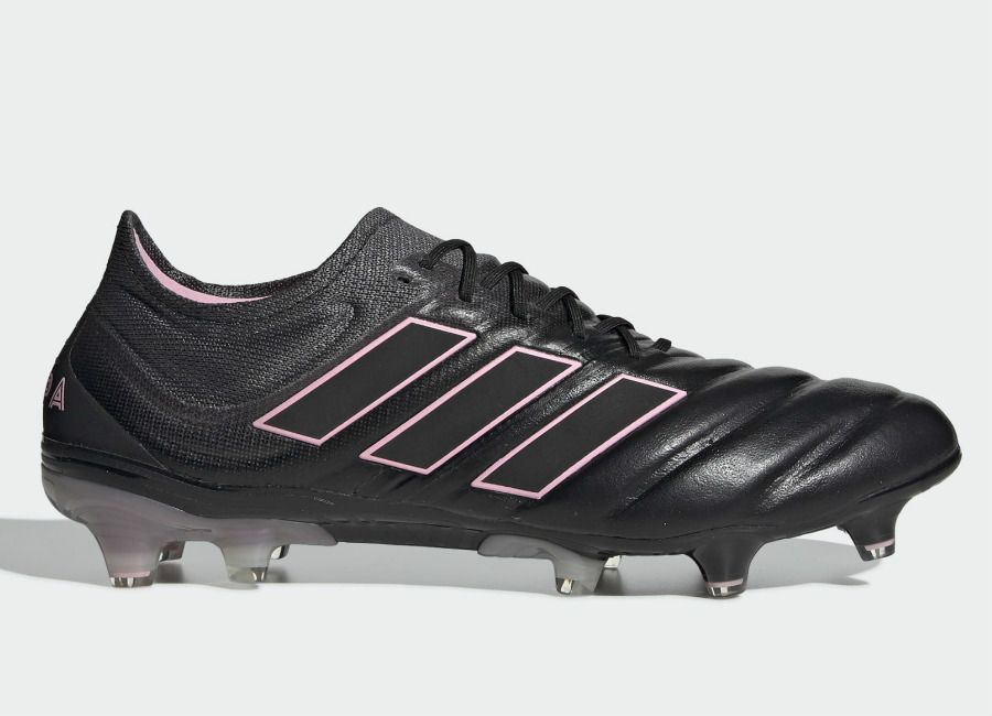 e5b35acacc2 Adidas Copa 19+ FG Exhibit - Core Black   Solar Yellow   Core Black   adidasfootball  footballboots