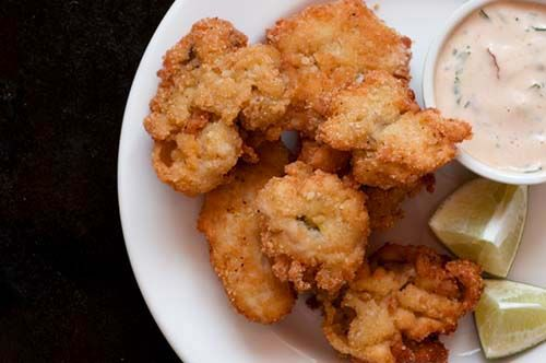 Classic Fried Oysters Oyster Recipes Fried Oysters Recipes