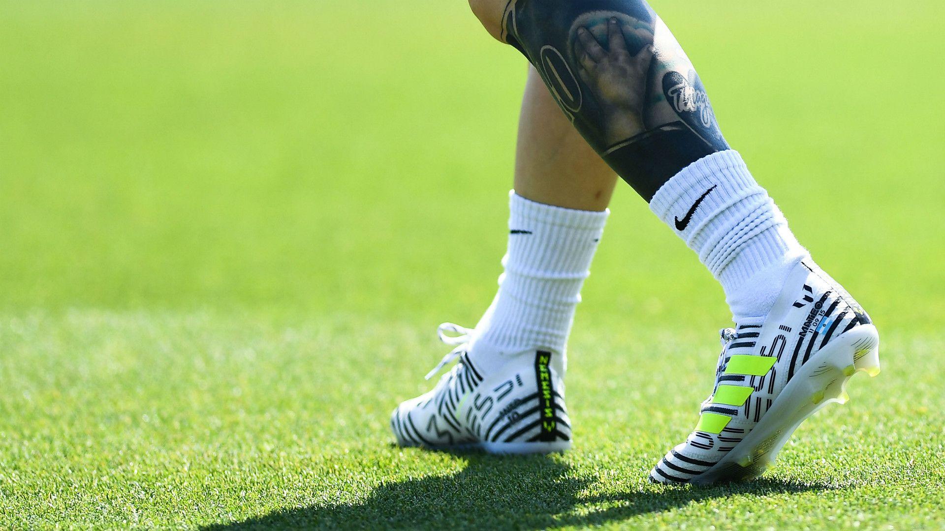 Adidas Nemeziz  Lionel Messi   Roberto Firmino among stars to wear ... 25ecbbcd432