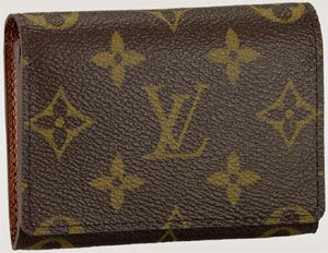 075a548fb098 Louis Vuitton Monogram men s business card holder  US 250.