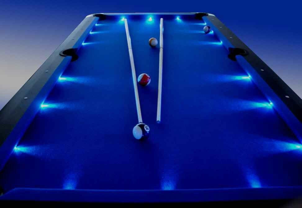 Cool table Pool stuff Pinterest Men cave, Pool table
