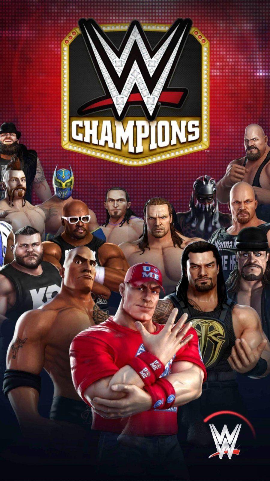 Pin on WWE Champions Hack No Human Verification