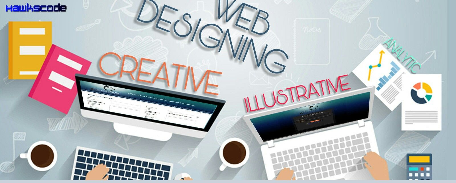 We are illustrative creative analytic so do our designs are