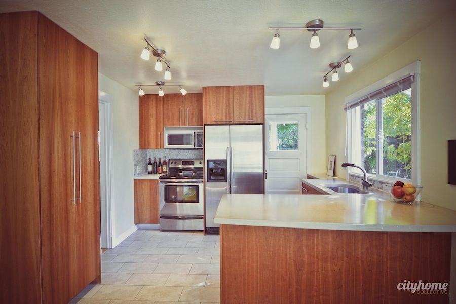 Mid Century Bungalow #sugarhouse #utahrealestate #kitchen #lighting ...
