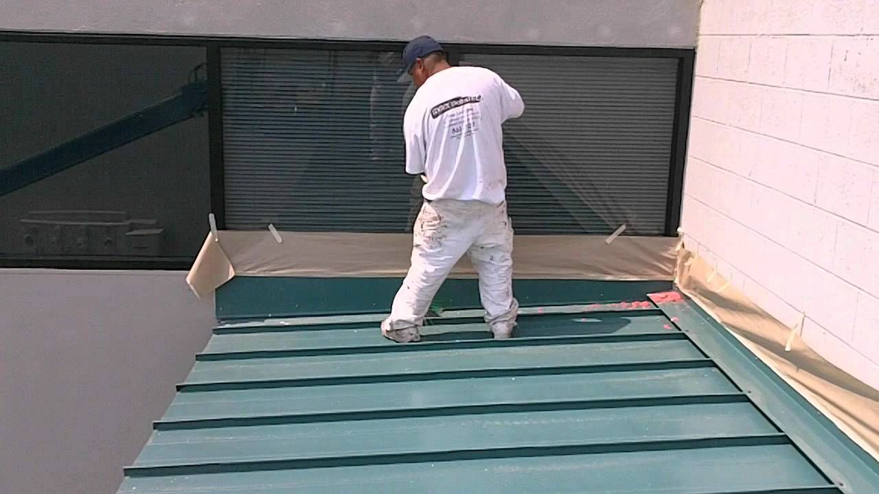 Painting A Metal Roof Metal Roof Metal Roof Colors Roof