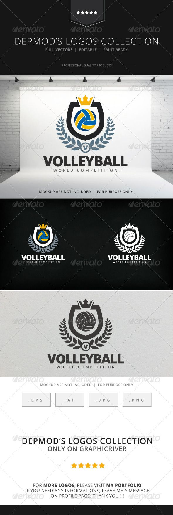 Volleyball Logo Data Logo Logo Design Template Owl Logo