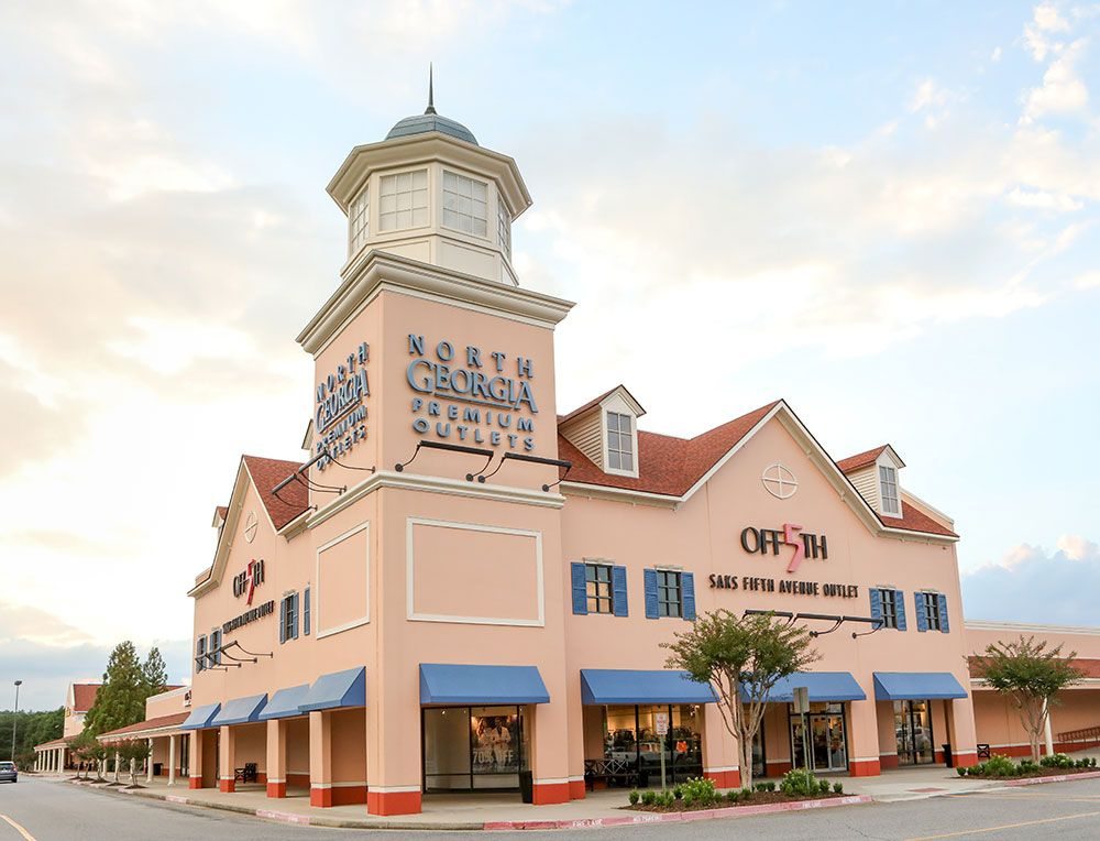 About North Premium Outlets® A Shopping Center