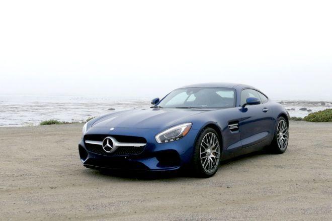 2016 Mercedes AMG GTS