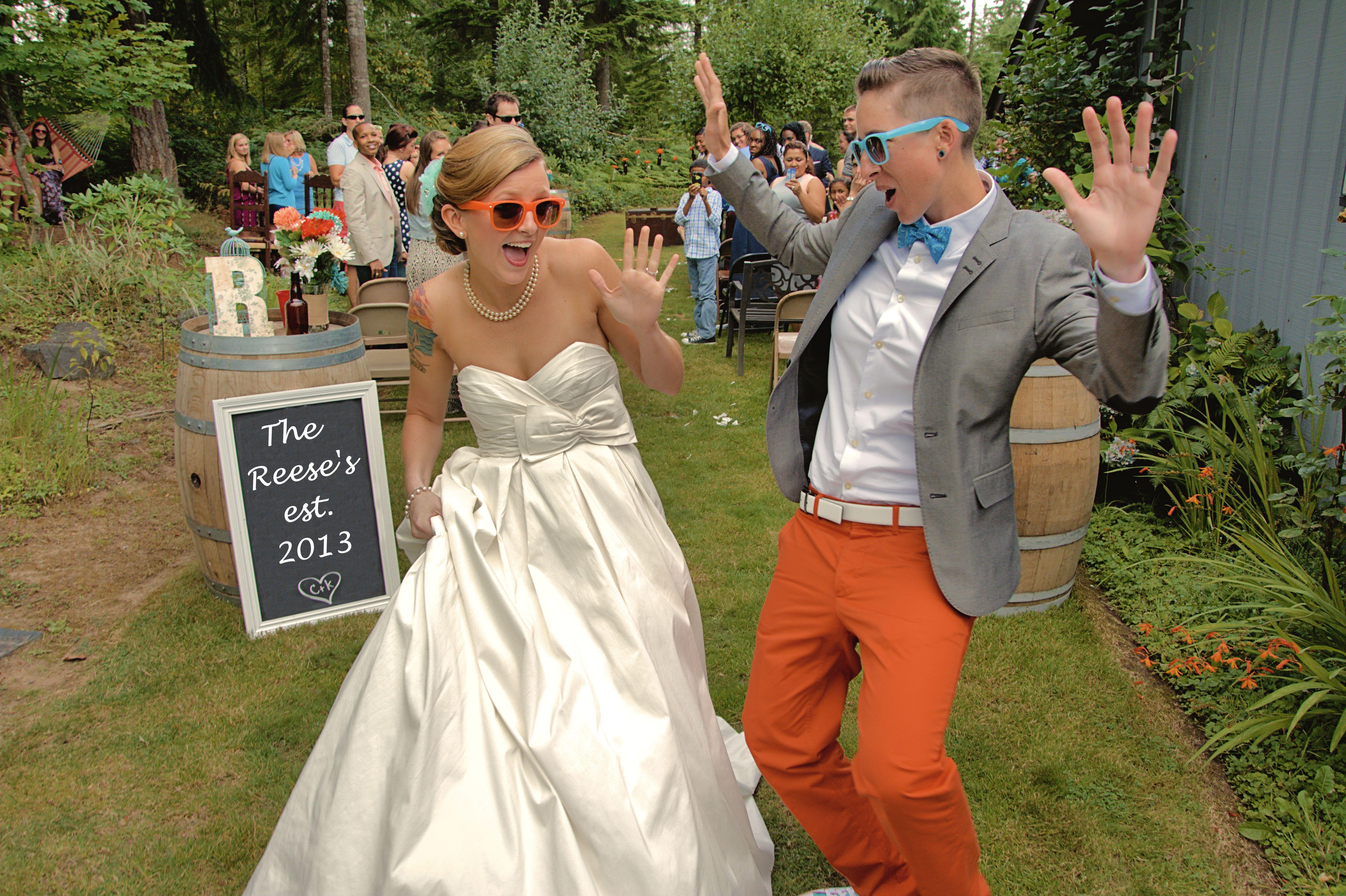 from Blake accessory gay wedding