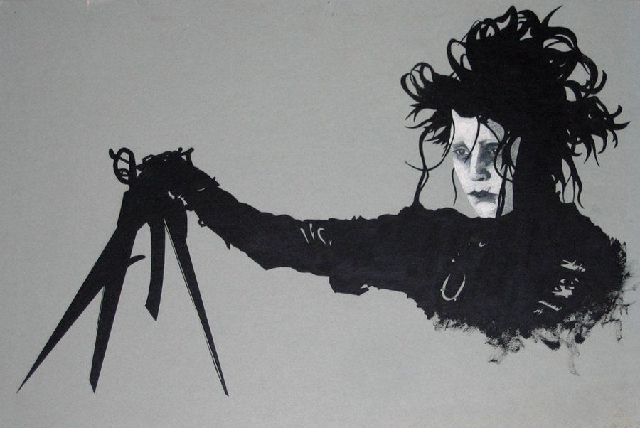 edward scissorhands style analysis Edward scissorhands analysis 1 edward scissorhands is a mixture of horror, comedy, romance and fairytale how does the director convey these to the audience in the opening scenes.