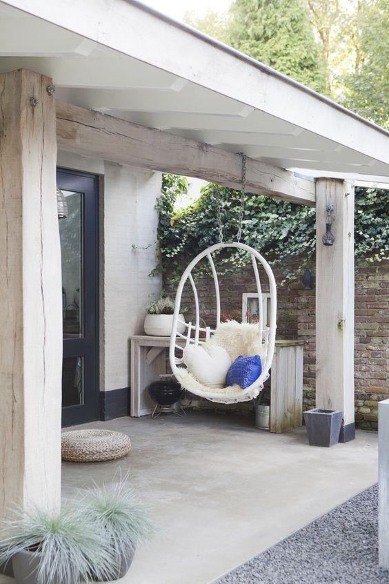 10 balancines perfectos para jard n y terraza en 2019 - Jardin decoracion exterior ...