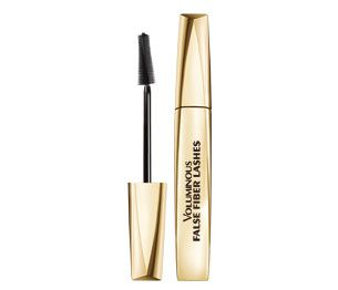cdb5e647c84 L'Oreal Paris Voluminous False Fiber Lashes Mascara, Blackest Black- this  is a reminder NOT to buy this again. After a couple hours I get raccoon  eyes from ...