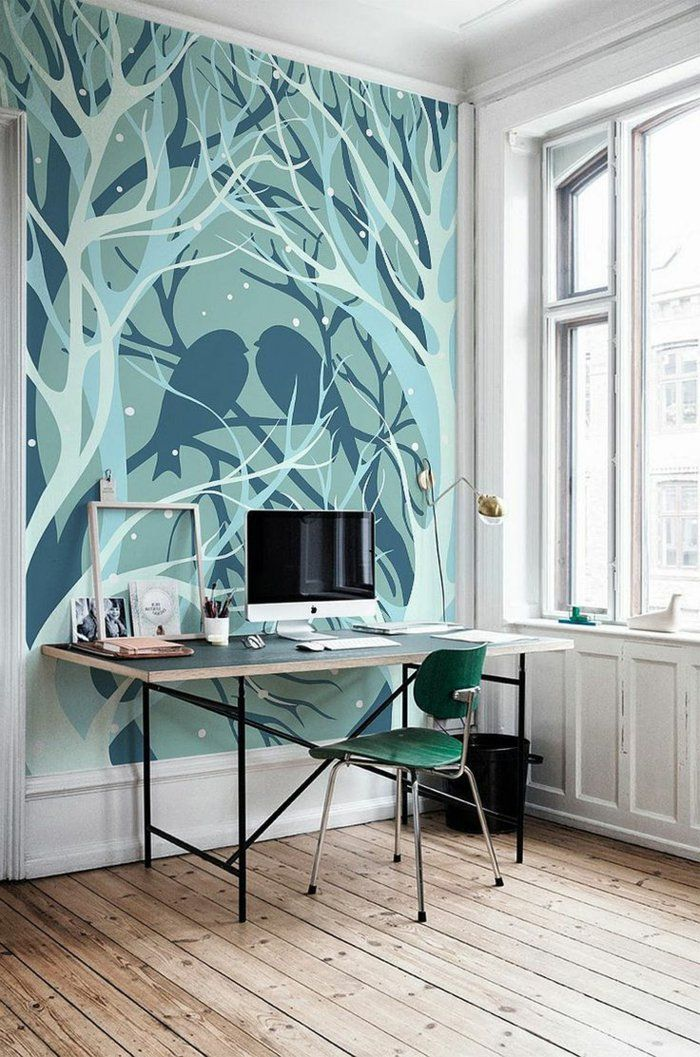 poser de la tapisserie good poser de papier peint intiss d colle tapisserie raccord poser du. Black Bedroom Furniture Sets. Home Design Ideas