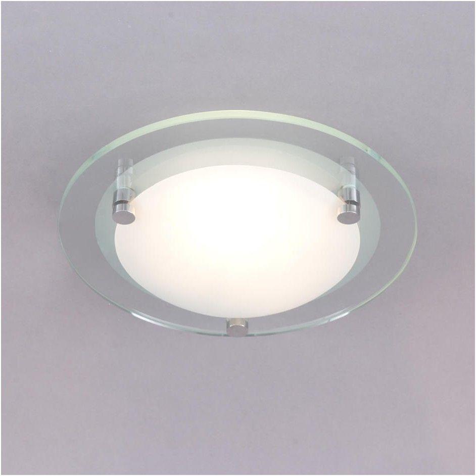 Lacunaria Small Flush Bathroom Ceiling Light From Litecraft