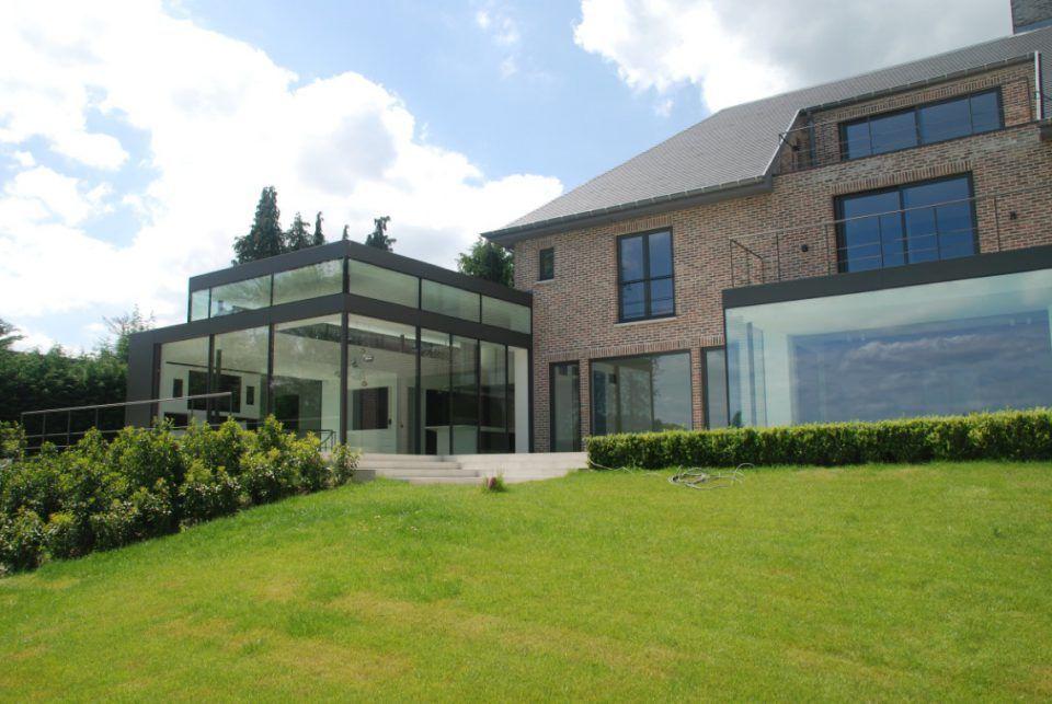 Sels exclusieve villabouw modern renovatieproject garden and