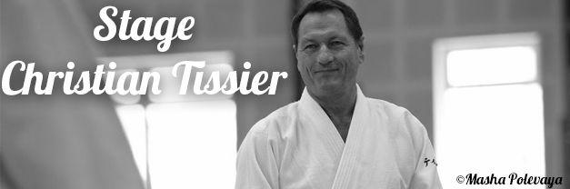 #aïkido Stage de Christian Tissier