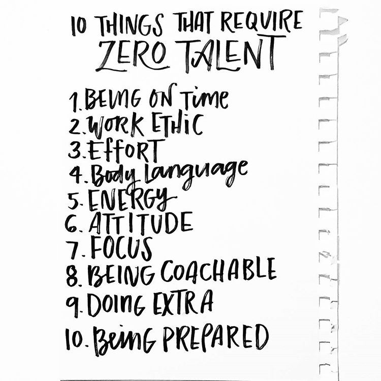10 Things That Require Zero Talent With Images Quotes