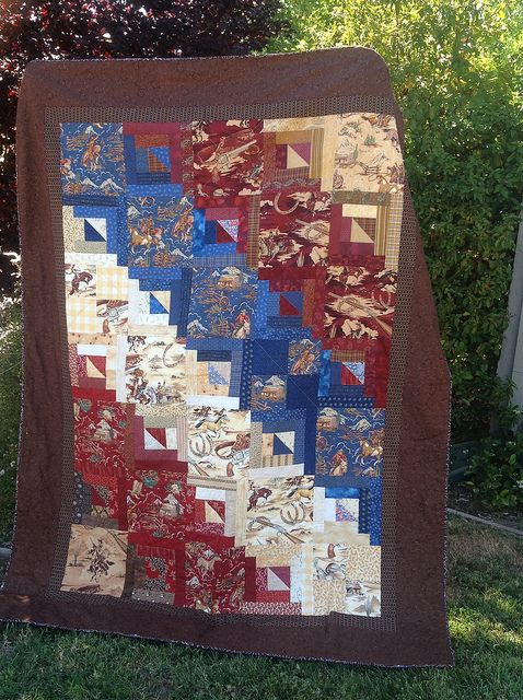Montanacowgirl Cowboy Quilt Boys Quilt Patterns Western Quilts