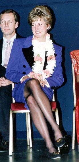 Princess diana pantyhose pics